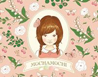 Packaging for Mochamochi