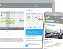 Waterfront Program Website