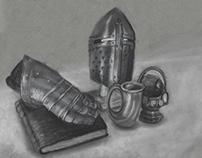 Medieval Still Life