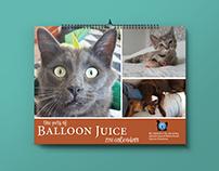 pets of balloon juice annual fundraiser calendar