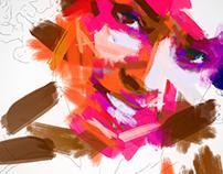 Pintura digital - Enero 2016