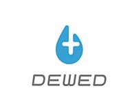 DEWED 標誌設計