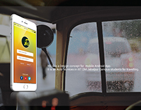 IIITD&M Auto Booking App