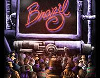 Brazil dvd design