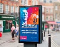 Conferência Professor Marcelo Rebelo de Sousa