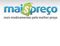 Website Mobile Mais preço.
