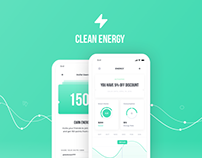 Clean Alternative Energy Mobile App