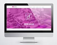 Dafer ~ Website Design