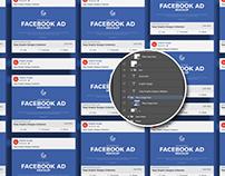 Free Sponsored Facebook Ad Mockup