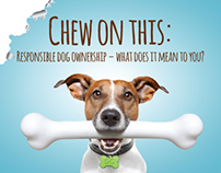 Chew on this! Dog Bylaw Campaign