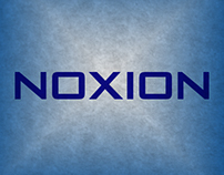 NOXION logo design