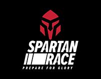 SPARTAN RACE LOGO REBRAND