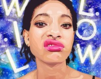 Illustration for Willow Smith