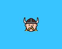 Flat Emoji Sticker