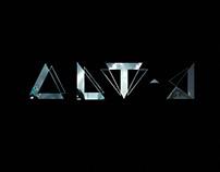 Alt-J - modular font