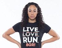 Black Girls Run Spring/Summer Apparel 2015