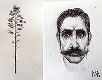 sketches / drawings