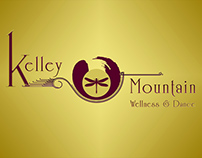 Kelley Mountain Logo Design