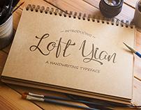 Loft Yian Typeface