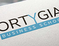 Ortygia Business School - Corporate identity