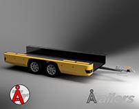 ATrailers B 1500F