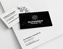 Old Bombay Trading Company Visual Identity