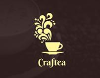 Craftea   Logo Design