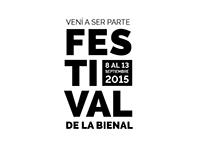 Bienal 2015 - Piezas editoriales