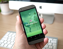 halisahaya.com App - Android UI&UX Material Design