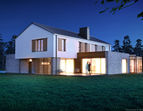 Residential House Visualisation - Updated