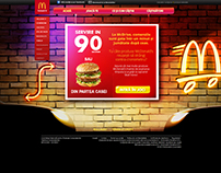 McDonald's 90 Seconds
