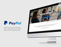 PayPal Argentina Consumer Campaign