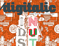 Cover Digitalic Magazine /02/2018 _n.70