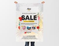 Big Sale - PSD Flyer Template