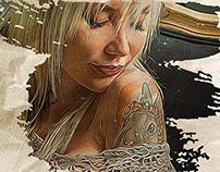 Kira Rebyt Painting Effect