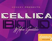 Cellica Bold – Free Font