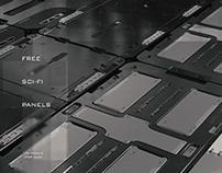 Free Sci-fi 3d models