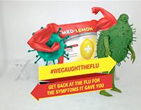 Med-Lemon #wecaughttheflu Livestream