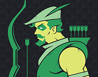 DC Hero Profiles: Green Arrow