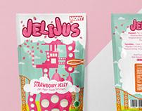 MONY Jelijus - Packaging Design