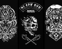 Black axe mangal London