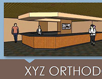 Orthodontist Office Concept