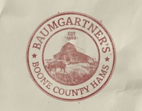 Baumgartner's Boone County Ham