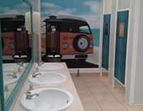 Monte Amarelo Rest Rooms