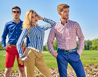Franttini SS2016 Campaign