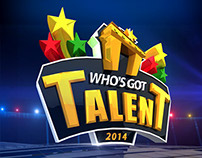 WHO'S GOT TALENT MONTAGE
