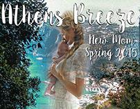 Athens Breeze - Nursing Dresses