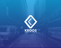 Logo and Brand identity- Kroos logistics
