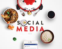 Social Media Ads. Salsa Pekin