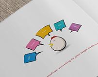 Rooster IMC Brochure Design